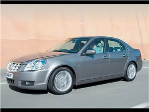 Cadillac BLS -