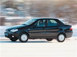 Очень специальное предложение (Chevrolet Aveo,Chevrolet Lanos,Fiat Albea,Hyundai Accent,Kia Rio,Peugeot 206 Sedan,Renault Logan,Renault Symbol) Albea -