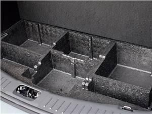 Предпросмотр ford kuga 2008 органайзер под фальшполом багажника
