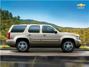 Сухопутные дредноуты (Chevrolet Tahoe, GMC Yukon, Cadillac Escalade, Ford Expedition, Lincoln Navigator) Tahoe -