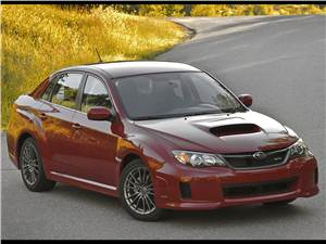 Subaru Impreza WRX (седан)