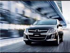 Крупный формат (Chrysler Voyager (Dodge Caravan), Mazda MPV, VW Sharan) MPV -