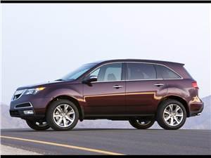 Элитное подразделение (Lexus RX300, Infiniti QX4, Acura MDX) MDX -