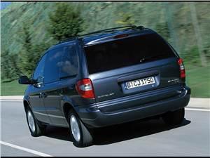 Крупный формат (Chrysler Voyager (Dodge Caravan), Mazda MPV, VW Sharan) Voyager -