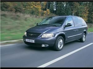 Крупный формат (Chrysler Voyager (Dodge Caravan), Mazda MPV, VW Sharan) Voyager