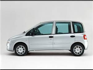 Недорогая универсальность (Renault Scenic, Citroen Xsara Picasso, Fiat Multipla) Multipla -