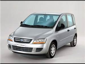 Недорогая универсальность (Renault Scenic, Citroen Xsara Picasso, Fiat Multipla) Multipla