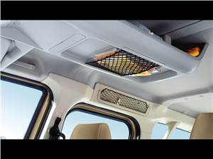 Предпросмотр ford tourneo connect 2008 опциональная полка под потолком