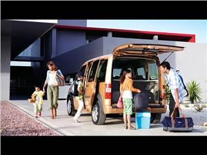 Предпросмотр ford tourneo connect 2008 как семейный минивэн фото 2