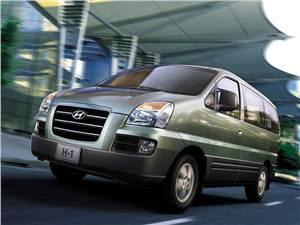 Hyundai Starex (минивэн)
