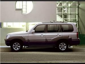 Hyundai Terracan -