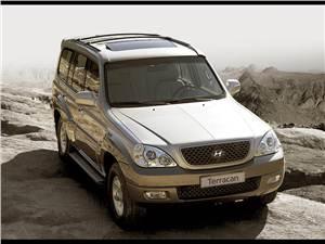 Выгодное предложение (Hyundai Terracan, Kia Sorento, SsangYong Rexton) Terracan