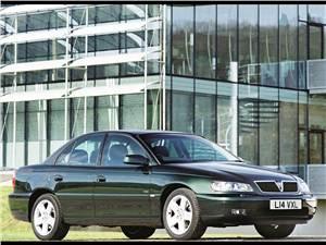 Немецкая классика (Мercedes-Benz E-Klasse, BMW 5, Opel Omega) Omega -