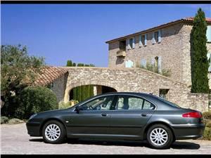 Актеры второго плана (Volvo S80, Saab 9-5, Peugeot 607) 607 -