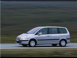 Peugeot 807 -