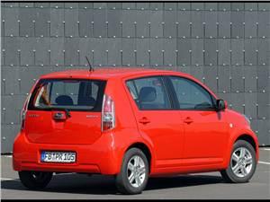 Долговечные игрушки (Nissan Micra, Toyota Yaris, Subaru Justy, Suzuki Swift) Justy -