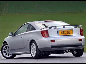 Игрушки для взрослых (Toyota Celica, Mitsubishi Eclipse, Hyundai Coupe) Celica -