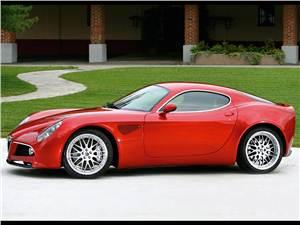Alfa Romeo 8C Competizione -