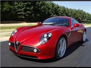 Alfa Romeo 8C Competizione (купе)
