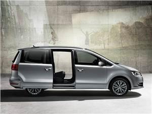 Крупный формат (Chrysler Voyager (Dodge Caravan), Mazda MPV, VW Sharan) Sharan