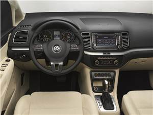 Volkswagen Sharan -