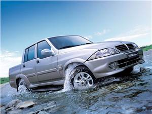 SsangYong Musso Sports -