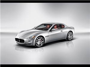 Maserati Gran Turismo (купе)