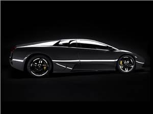 Lamborghini Murcielago 2006 вид сбоку