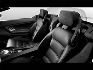 Спутники лета (Обзор российского рынка открытых автомобилей - 2006) Gallardo LP 550-2 Spyder -