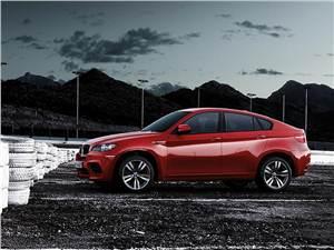 BMW X6 M (хэтчбек)