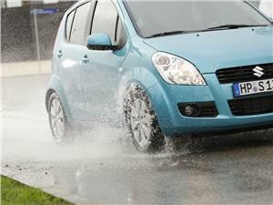 Suzuki Splash -