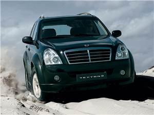 Выгодное предложение (Hyundai Terracan, Kia Sorento, SsangYong Rexton) Rexton -