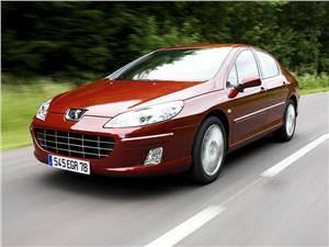 Peugeot 407 -