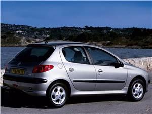 Очень специальное предложение (Chevrolet Aveo,Chevrolet Lanos,Fiat Albea,Hyundai Accent,Kia Rio,Peugeot 206 Sedan,Renault Logan,Renault Symbol) 206 -