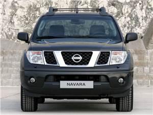 Практичный квинтет (Ford Ranger, Mazda B, Mitsubishi L200, Nissan Navara, SsangYong Musso Sports) Navara -