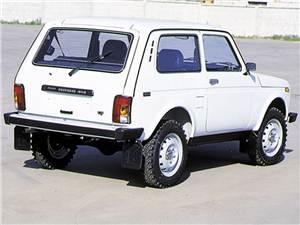 Lada 4x4 -