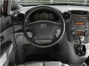 На все случаи жизни (Daewoo Tacuma (Rezzo), Hyundai Matrix (Lavita), Kia Carens) Carens - Место водителя KIA Carens