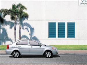 Hyundai Verna -