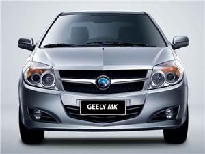 Geely MK -