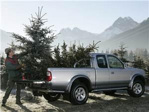 Предпросмотр ford ranger 2006 с полуторной кабиной