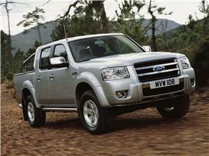 Рабочий инструмент (Mitsubishi L200, Ford Ranger (Mazda B серии), Toyota HiLux) Ranger - Ford Ranger 2006 фото 2