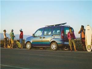 Fiat Doblo -
