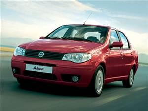 Fiat Albea <br />(седан)