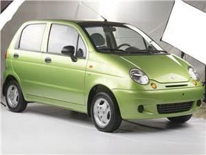 Меньше некуда (Daewoo Matiz, Chevrolet Spark, Kia Picanto) Matiz