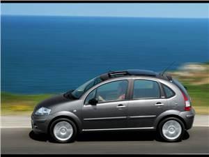 Достаточный минимализм (Peugeot 206, Renault Clio, Citroёn C3) C3 -