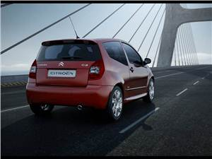 Европейский подход (Citroen C2, Citroen C3, Fiat Grande Punto, Ford Fiesta, Hyundai Getz, Nissan Micra, Opel Corsa, Seat Ibiza, Skoda Fabia, Volkswagen Polo) C2 -