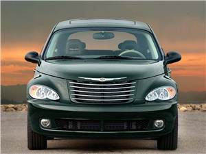 На стыке жанров (Chrysler PT Cruiser, Seat Altea, Suzuki Liana, Volkswagen Golf Plus) PT Cruiser -