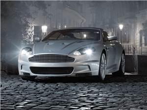 Aston Martin DBS 2009 вид спереди
