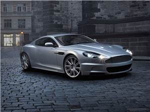 Aston Martin DBS (купе)