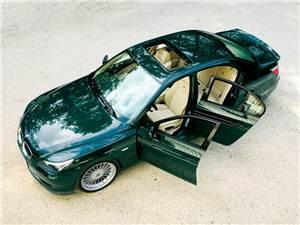 Фитнес-кар (B3 bi-turbo, B5-S, B6-S) B5 -